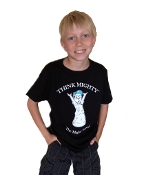 T-Shirt Child's from The Mighty Pawn - Kid Chess